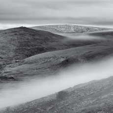 Metheral Hill B&W