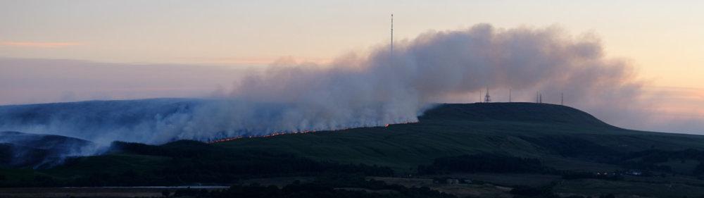 Winter Hill Fire 04