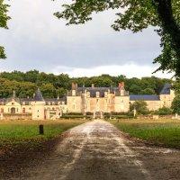 Chateau De Gizeux, Loire