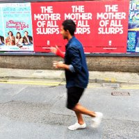 In a hurry