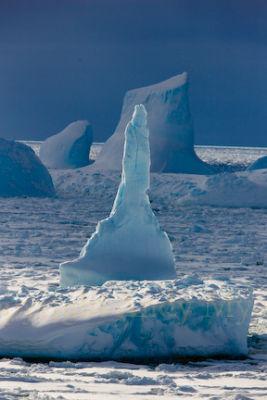 Ice Obelisk
