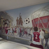 West Ham Mural 2014