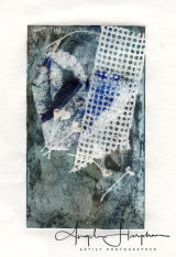 Etching with Embossing - Fleeting