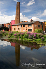 Kelham Island Chimney Sheffield