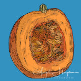 Digital Drawing Melon