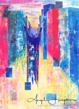 Mixed Media - Our Lady of Social Justice