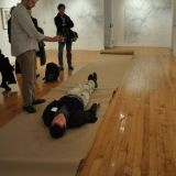 Double Blind Drawing, Macy's Gallery, Columbia University, New York