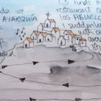 A terrifying journey to the mountain top village of Comares