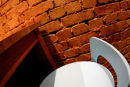 Tectures: Chair Table & Wall