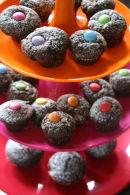 Mini Cupcake Brownies