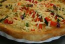 Quiche with Flowers of Thyme