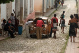 Cuban Street Scene 02