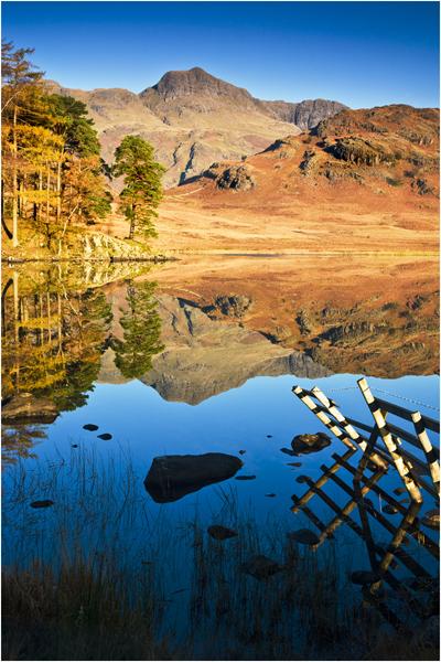 'C' Morning Reflection, Blea Tarn