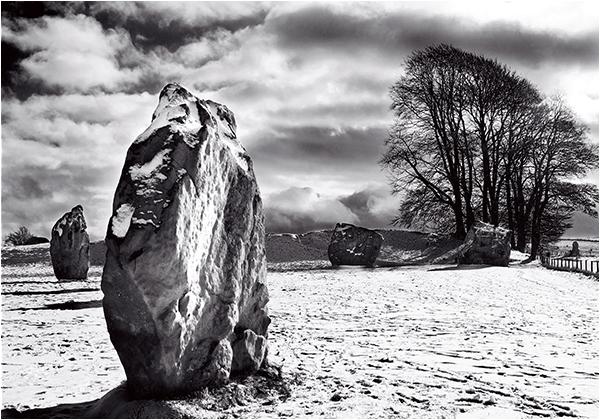 The Sarsen Stone