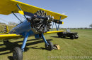 Boeing Stearman and Jeep