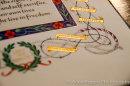 Beautiful Bell-Ringers Memorial Book Detail