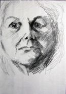 Alfreda McHale, Portrait Study I
