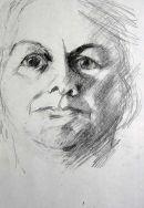 Alfreda McHale Portrait study II