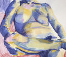 Iconic female nude