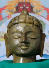 buddha head 2