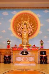 great compassion hall nan tien