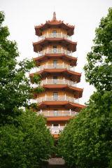 pagoda nan tien