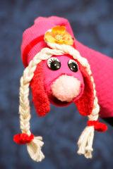 sock puppet female