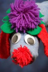 sock puppet male