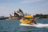 water taxi to sydney opera house