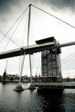 Royal Victoria Dock Bridge, London