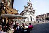 Piazza del San Michele, Lucca