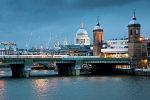 View from London Bridge