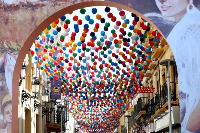 Ronda Shopping Street