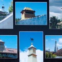 Algarve Chimney Pots