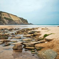 Carvalhal beach