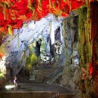 Clourful Caves, Gibralta