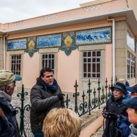 Guide João tells us about the tiles