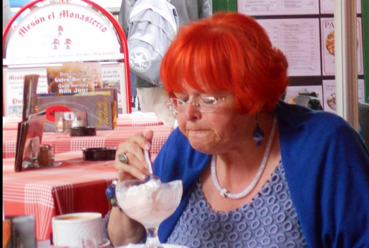 Delicious ice-cream