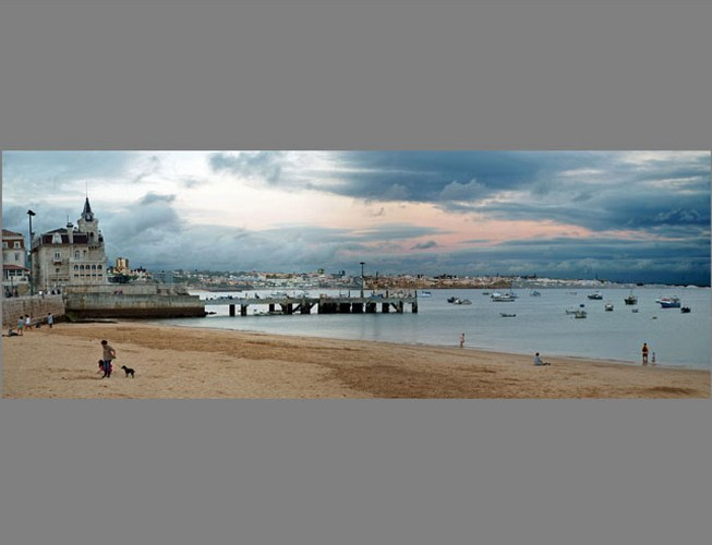 Evening in Cascais