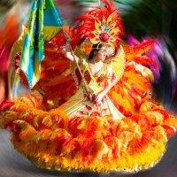 Loule Carnival Dancer 2016 (P1)