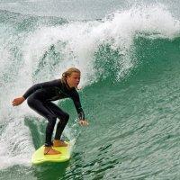 Slip-Sliding a wave