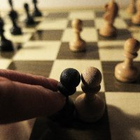 Small Pawn in the Big Picture