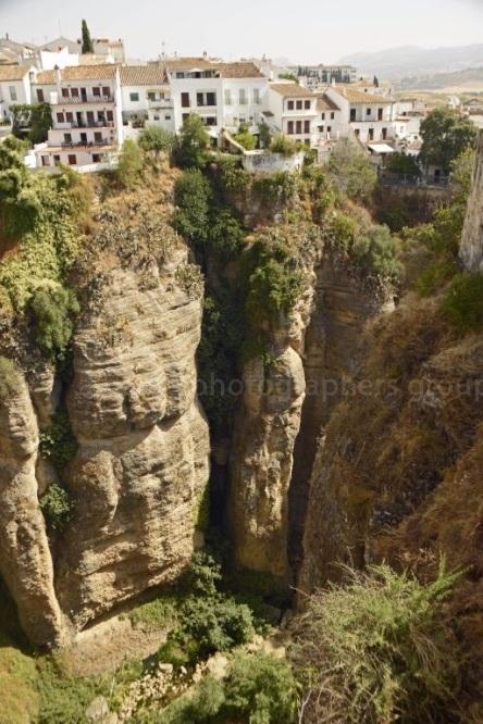 Gorge at Ronda