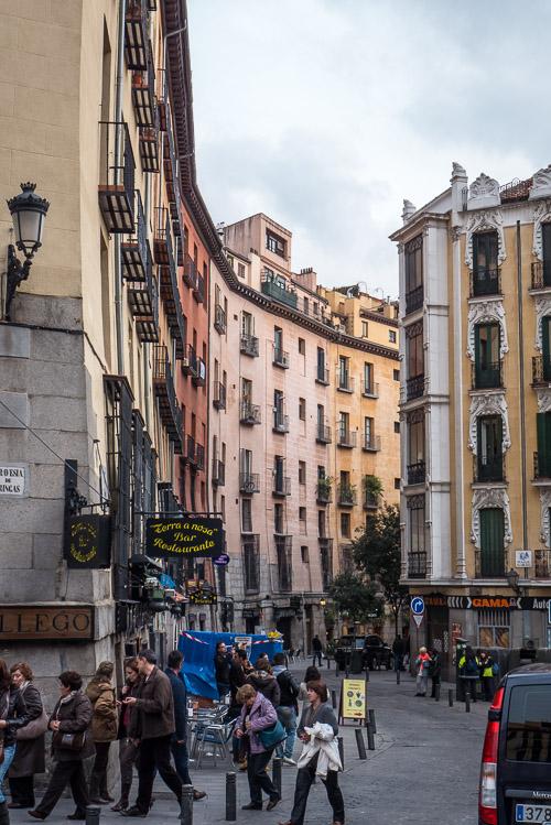 Calle Cava de San Miguel