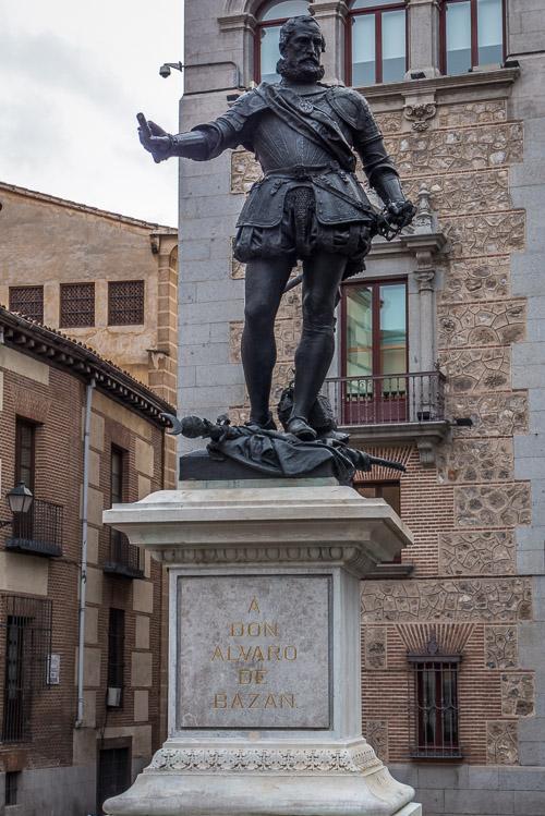 Don Alvaro de Bazan