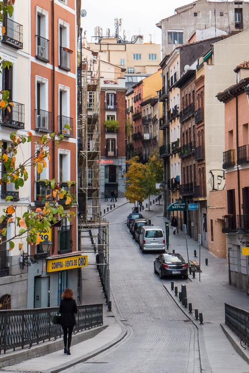 Calle Escalinata