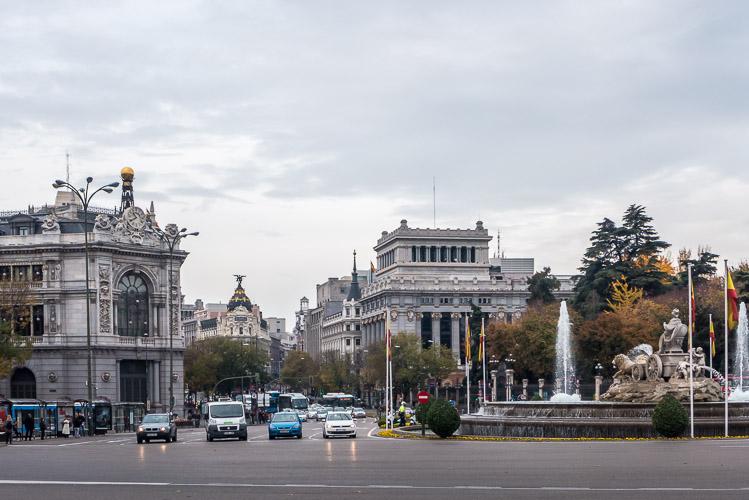 Plaza de Cibeles