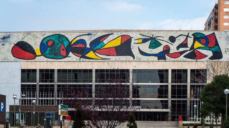 Miró in Madrid