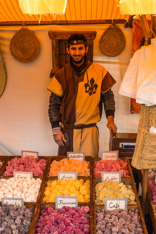 Selling Sweets