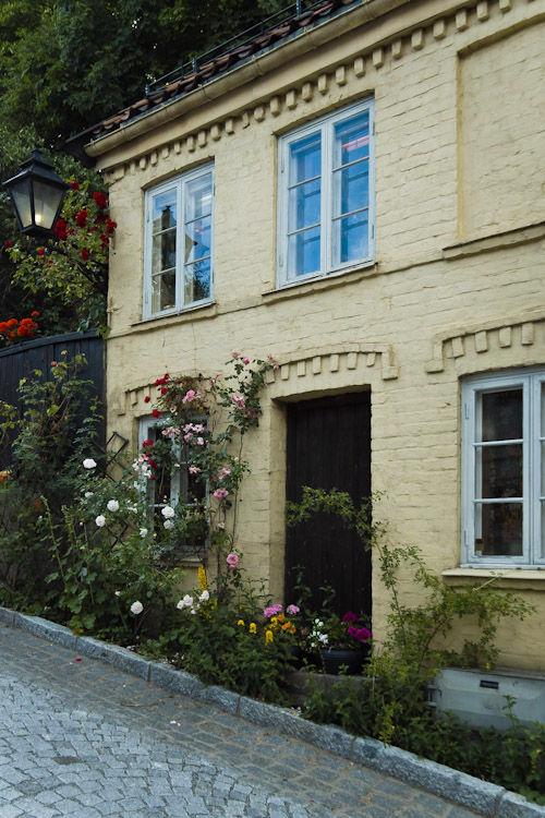 Damstredet house